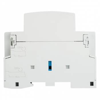 Контактор модульный КМ 50А NО+NC (2 мод.) EKF PROxima