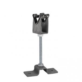 Держатель токоотвода металлический дистанционный L=100мм, CZ/NI EKF PROxima