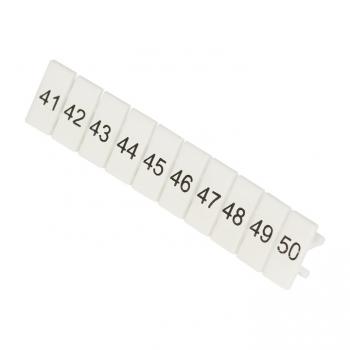 Маркеры для JXB с нумерацией 1-50 (10 шт.) EKF PROxima