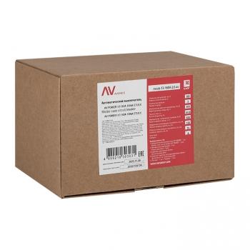 Автоматический выключатель AV POWER-1/3 160А 50kA ETU2.0