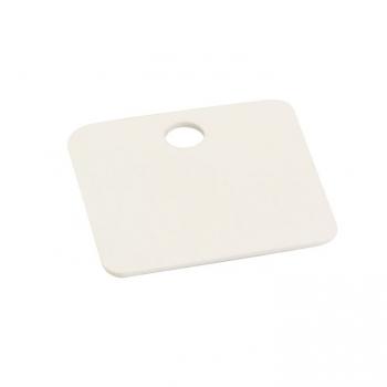 Бирка кабельная маркировочная У-153 (250шт.) малый квадрат EKF PROxima