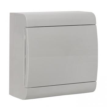 Щит распределительный ЩРН-П-8 (пром. упаковка) белая дверца IP41 EKF Basic