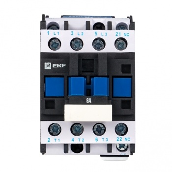Пускатель электромагнитный серии ПМЛ-1161М 9А 230В EKFBasic