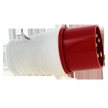 Вилка переносная 025 3Р+РЕ+N 32А 380В IP44 EKF PROxima