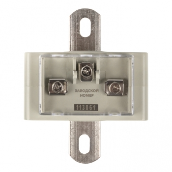 Трансформатор тока ТТЕ-A-100/5А с клеммой напряжения класс точности 0,5S EKF PROxima