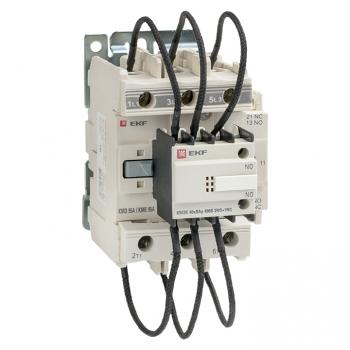 Контактор для конденсатора КМЭК 40квар 400В 2NО+1NC EKF PROxima