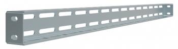 Поперечная рейка специальная FORT для крепления к вертикальным рейкам для корпуса шириной 1000 (4шт.) EKF PROxima