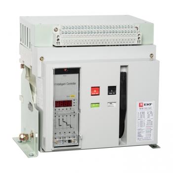 Выключатель автоматический ВА-45 2000/2000 3P 50кА стационарный EKF PROxima