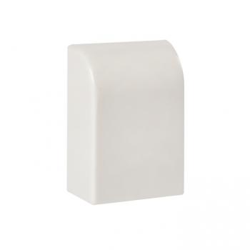 Заглушка (16х16) (4 шт) Plast EKF PROxima Белый