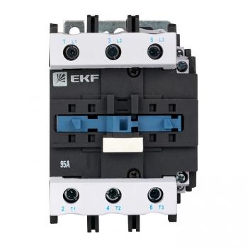 Пускатель электромагнитный серии ПМЛ-5160ДМ 95А 230В EKFBasic