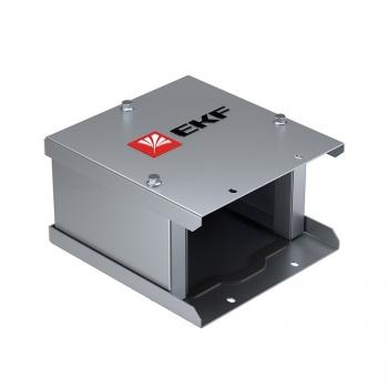 Торцевая заглушка 400 А IP55 3L+N+PE(КОРПУС)