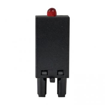 Модуль светодиодный 230 VAC для промежуточных реле RP EKF AVERES