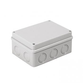 Коробка распаячная КМР-050-045 пылевлагозащищенная без мембранных вводов (150х110х70) EKF PROxima