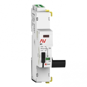 Моторный привод AV-M1 EKF AVERES