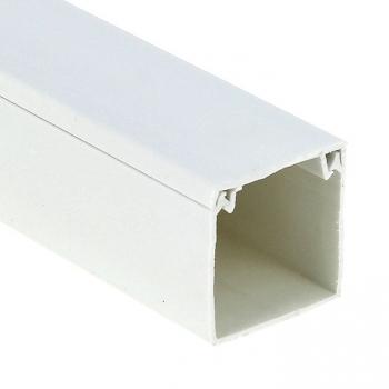Канал кабельный (60х60) (12м) Plast EKF PROxima