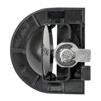 Замок пластиковый черный 30/32-16/13 IP31 EKF PROxima