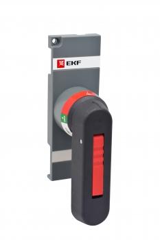 Рукоятка управления для прямой установки на рубильники TwinBlock 1000-1600А EKF