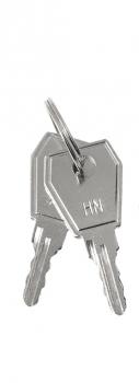 Ключ для пластикового замка к ЩРН (арт. lock-shrn-ip31) EKF PROxima