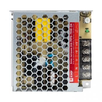 Блок питания 24В MPS-75W-24 EKF Proxima