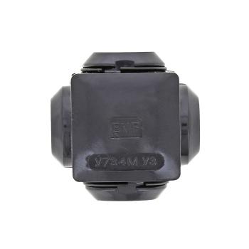 Ответвительный сжим (орех) У733М (16-35 мм.кв.; 1,5-10 мм.кв.) EKF PROxima