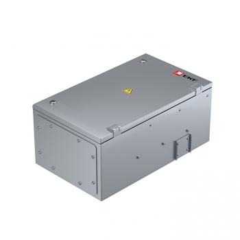 Блок отбора мощности 160А Bolt-on под MCB (без авт.выкл.) IP55 AL 3L+N+PE(КОРПУС)