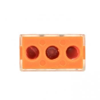 Клемма СМК 773-173 (с пастой), 3 отверстия, 2,5-6,0 мм2 (уп.4шт.) EKF PROxima