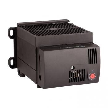 Обогреватель в изолирующем корпусе с вентилятором и термостатом 800Вт, 230В EKF PROxima