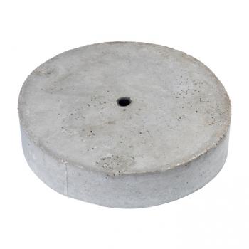 Бетонное основание молниеприемного стержня (16 кг) EKF