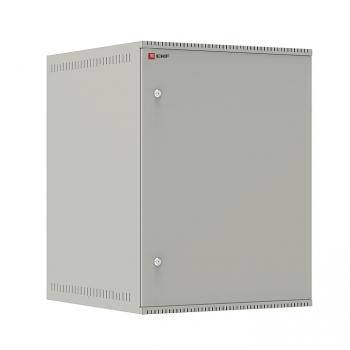 Шкаф телекоммуникационный настенный 15U (600х650) дверь металл, Astra E серия EKF PROxima