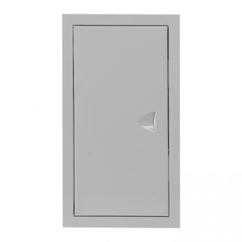 Люк ревизионный металл 200х400 (ШхВ внутр.) EKF Basic