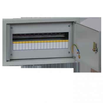 Щит распред. встраиваемый ЩРВ-18М (260х440х120) IP31 EKF PROxima