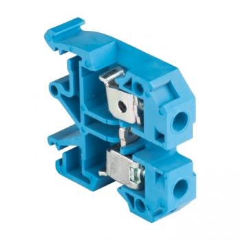 Колодка клеммная JXB-10/35 синяя EKF PROxima