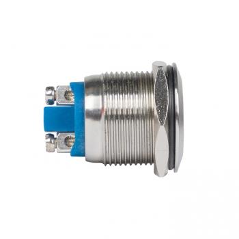 Лампа белая сигнальная S-Pro67 19 мм 24В EKF PROxima