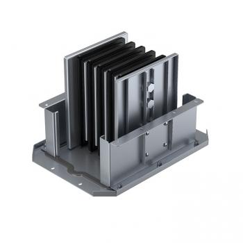 Соединительный блок для подключения коробок Bolt-on 400 А IP55 AL 3L+N+PE(КОРПУС)