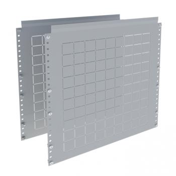 Панели боковые для секционирования В600 Г600 мм (2 шт) EKF AVERES