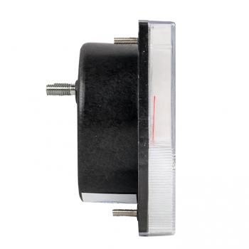 Амперметр AMA-801 аналоговый на панель (80х80) круглый вырез 100А трансф. подкл. EKF