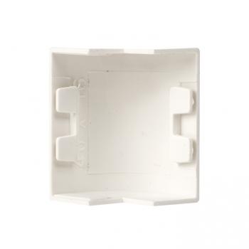 Угол внешний (40х16) (4 шт) Plast EKF PROxima Белый