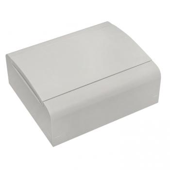 Щит распределительный ЩРН-П-10 (пром. упаковка) белая дверца IP41 EKF Basic