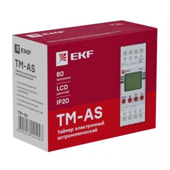 Таймер электронный астрономический TM-АS EKF PROxima