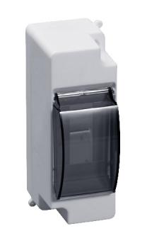 Бокс КМПН 1/2 с дверцей инд. штрих-код EKF PROxima
