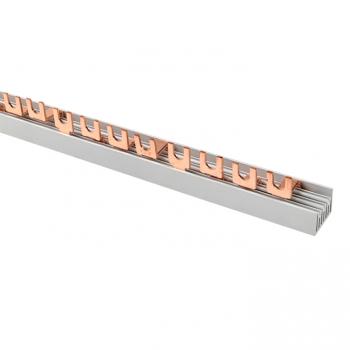 Шина соединительная типа FORK для 4-ф нагр. 63А 54 мод. EKF PROxima