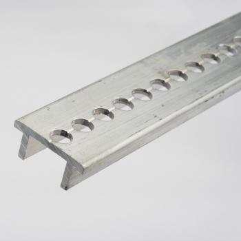 Профиль-основание алюминиевый для установки наборных шинодержателей 2 м EKF PROxima
