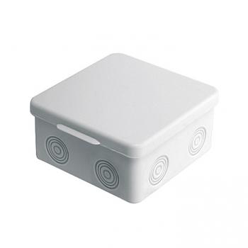 Коробка распаячная КМР-030-035 пылевлагозащищенная без мембранных вводов (88х88х54) EKF PROxima