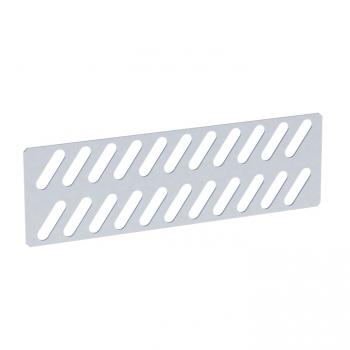 Пластина соединительная h=80мм EKF