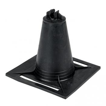 Держатель пластиковый, прут D=(8мм - 100мм) EKF PROxima