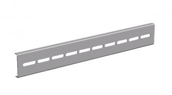 Рейка монтажная (50x360) перфорированная к ВРУ Unit (Вх450хГ) EKF PROxima
