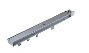 Cекция для подключения к сухому трансформатору 400 А IP55 AL 3L+N+PE(КОРПУС)