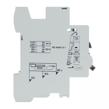 Контакт сигнальный AV-SD EKF AVERES