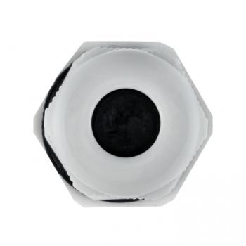 Сальник PG7 IP54 (100 шт) d отв. 11 мм / d провод. 3-6,5 мм EKF PROxima
