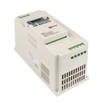 Преобразователь частоты 11 кВт 3х400В VECTOR-80 EKF Basic